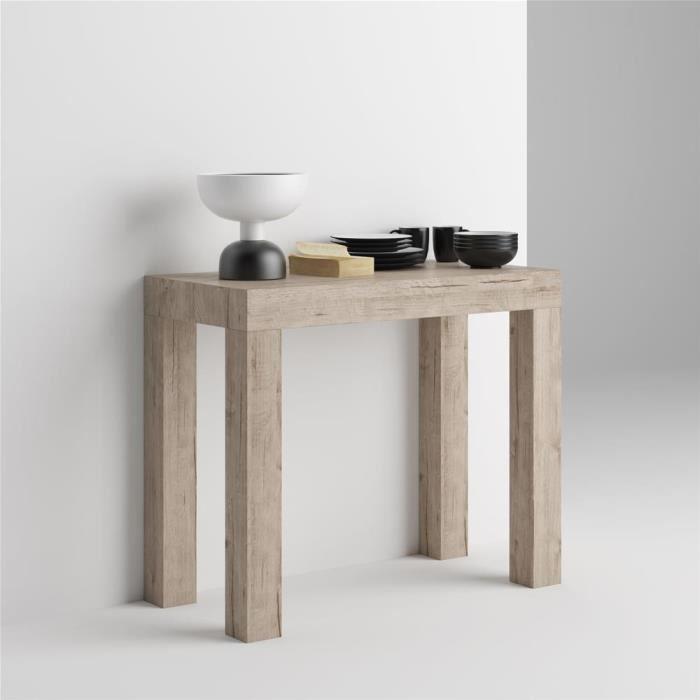 quelle est en ce moment la meilleure table console pour 2018. Black Bedroom Furniture Sets. Home Design Ideas